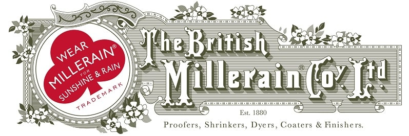 British Millerain Fabric Clothing