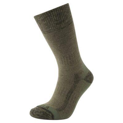 outdoor green sock