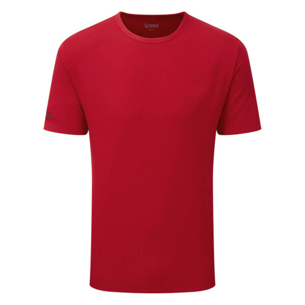 red outdoors active tshirt
